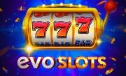 'Казино EvoSlots - Игровые автоматы' - Играйте в лучшие бесплатное казино EvoSlots!  100% бесплатные, без вложений и лучшими играми!  Побеждайте в турнире и получайте крупные призы!