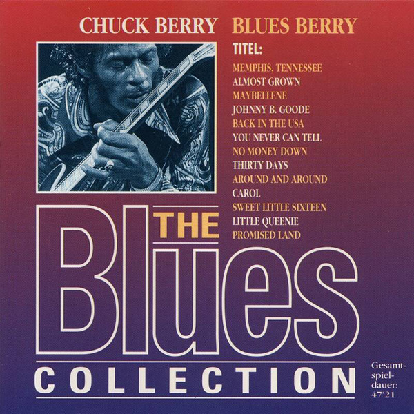 Chuck Berry - The Blues Collection Vol.3